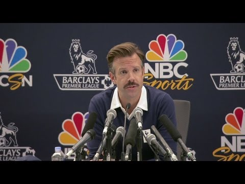 Jason Sudeikis Premier League Promo