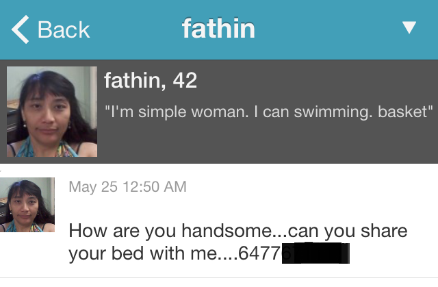 Catch a fish dating site
